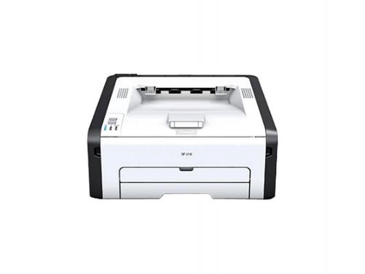 Принтер Ricoh SP 210 черно-белый A4 22ppm 1200x600dpi USB 407600