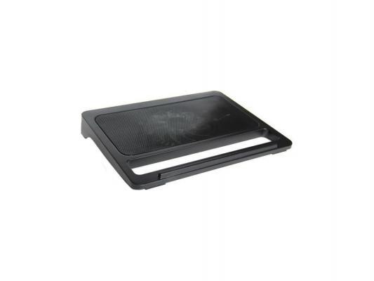 """Подставка для ноутбука 17"""" KS-is KS-176 Mammer 349x268x50mm 900об/мин 16dB черный"""