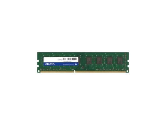 Оперативная память 4Gb PC3-12800 1600MHz DDR3 DIMM A-Data CL11 AD3U1600W4G11