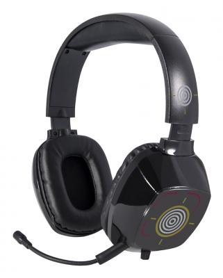 Гарнитура Defender Warhead HN-G130 черный 64103 defender warhead hn g150 игровые наушники