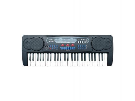 Синтезатор Supra SKB-495U 49 клавиш черный