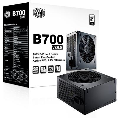 БП ATX 700 Вт Cooler Master B700 ver.2 RS700-ACABB1-EU chanticleer джозеф дженнингс capriccio stravagante скип семпэ chanticleer purcell evening prayer