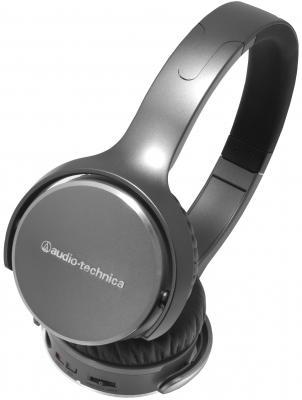 Наушники Audio-Technica ATH-OX7AMP серый 4 4mm earphone cable for sony pha 2a ta zh1es nw wm1z nw wm1a amp player audio technica ath im50 ath im70 ath im01 ath i ln00557