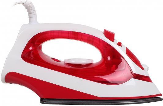 Утюг Smile SI 973 1600 Вт бело-красный утюг smile si 973 бело красный si 973 бело красный
