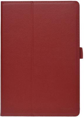 """Чехол IT BAGGAGE для планшета Lenovo Idea Tab A10-70 A7600 10"""" искуственная кожа красный ITLNA7602-3"""