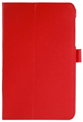 """Чехол IT BAGGAGE для планшета Lenovo Idea Tab A8-50 A5500 8"""" искуственная кожа красный ITLNA5502-3"""