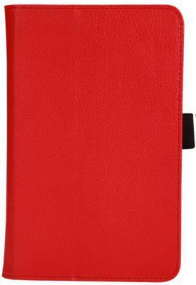 """Чехол IT BAGGAGE для планшета Lenovo Tab A7-50 A3500 7"""" искуственная кожа красный ITLNA3502-3"""