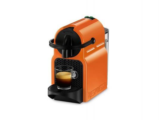 Кофемашина Delonghi EN 80.O 1260Вт 19бар 0.8л оранжевый