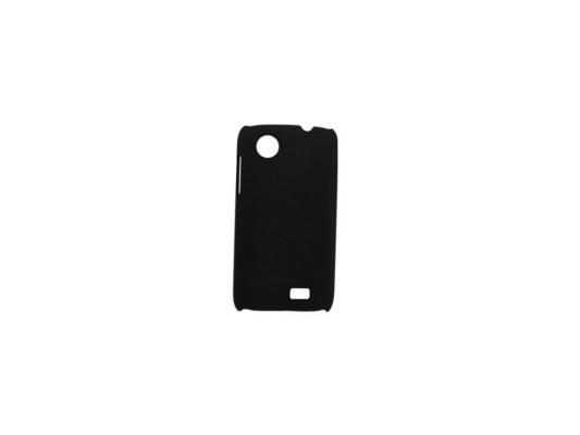Накладка IT BAGGAGE для Lenovo A369 Quicksand черный ITLNA369Q-1