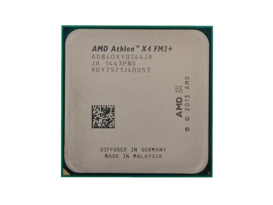 Процессор AMD Athlon X4 840 AD840XYBI44JA Socket FM2+ OEM amd athlon 64 x2 5000x brisbane socket am2 2 6ghz 62nm 65w dual core desktop processor