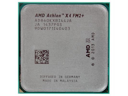 Процессор AMD Athlon X4 860-K AD860KXBJABOX Socket FM2+ BOX процессор amd x4 fx 4350 socket am3