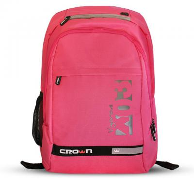 Рюкзак для ноутбука 15.6 Crown CMBPV-315P розовый