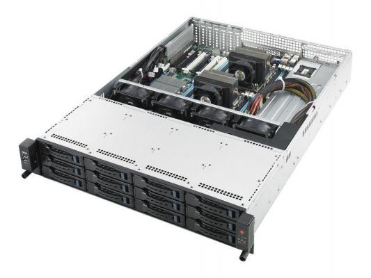 Серверная платформа ASUS RS720-E7-RSE - ASUSСерверы<br>Исполнение: Rack-mount 2U, Количество поддерживаемых процессоров: 1, возможно расширение до 2-х, Бренд: ASUS<br>