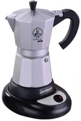 Кофеварка ENDEVER Costa-1010 серебристый