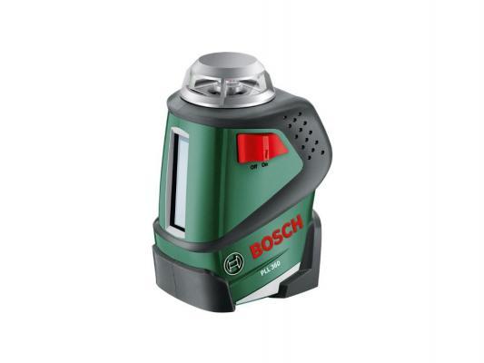 Лазерный нивелир Bosch PLL 360 + штатив нивелир ada cube 2 360 home edition a00448