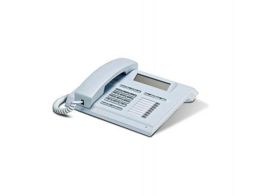 Телефон IP Siemens Unify OpenStage 15 HFA прозрачный лёд L30250-F600-C240