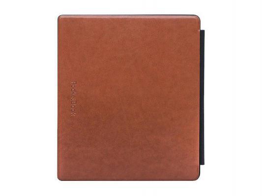 Обложка для E-book PocketBook 840 черно-коричневый PBPUC-840-2S-BK-BR