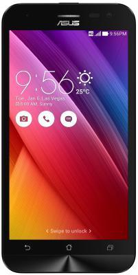 "Смартфон ASUS Zenfone 2 Lazer ZE500KL белый 5"" 16 Гб LTE Wi-Fi GPS 90AZ00P2-M01250"