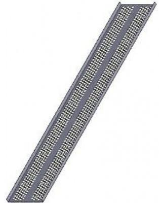 Кабельный желоб вертикальный Estap E44KNL16 16U