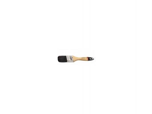 Фото - Кисть плоская Stayer UNIVERSAL-EURO натуральная щетина деревянная ручка 100мм 01022-100 кисть stayer universal standard 0101 025