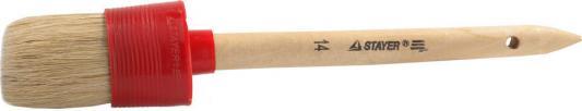 Кисть Stayer Universal-Standard 0141-30 рулетка stayer 34025 02 standard toptape