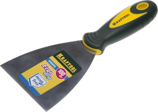 Шпатель Kraftool 100мм 10035-100  шпательная лопатка kraftool 10035 100