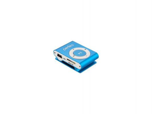 Плеер Perfeo VI-M001 8Gb голубой