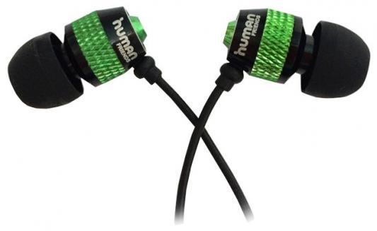 Наушники CBR Human Friends Groovy зеленый черный 50mm billet split clip on ons handlebars for honda cbr 929 954 00 03 01 02 cbr 1000 rr cbr10000rr rvf 750 r 94 95 vtr 1000 00 06