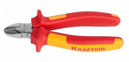 Бокорезы Kraftool ELECTRO-KRAFT 160мм 2202-5-16_z01 тонкогубцы kraftool 160мм electro kraft 2202 3 16 z01