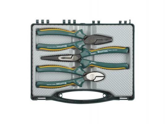 Набор губцевых инструментов Kraftool KRAFT-MAX 3шт 22011-H3