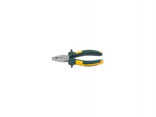 Плоскогубцы Kraftool KRAFT-МАХ 160мм 22011-1-16 плоскогубцы kraftool kraft max комбинированные 180мм 22011 1 18
