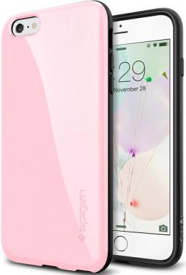 цена на Чехол (клип-кейс) SGP Capella Case для iPhone 6 Plus розовый