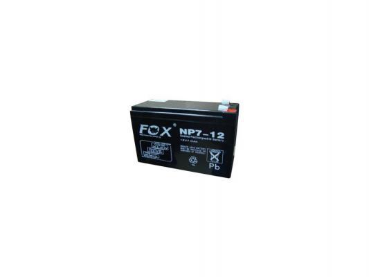 Батарея FOX NP7-12 12V/7AH