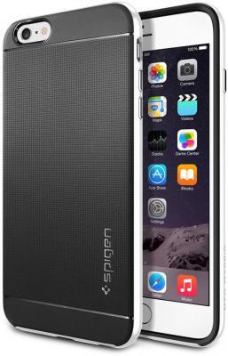 Чехол (клип-кейс) SGP Neo Hybrid Case для iPhone 6 Plus белый