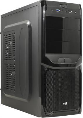 все цены на Корпус ATX Aerocool V3X Advanced Black Edition 600 Вт чёрный 57578