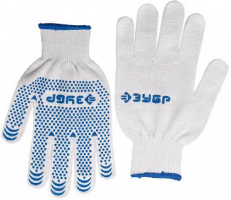 Перчатки Зубр ЭКСПЕРТ трикотажные 12 класс L-XL 11451-XL перчатки stayer master трикотажные 13 класс l xl 11409 h10