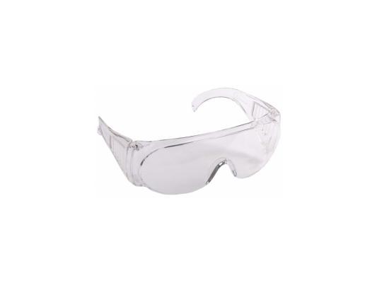 Защитные очки Stayer STANDARD прозрачные 11041 рулетка stayer 34025 02 standard toptape