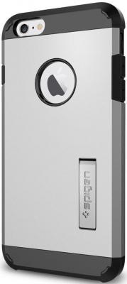 Чехол (клип-кейс) SGP Tough Armor Case для iPhone 6 Plus серебристый