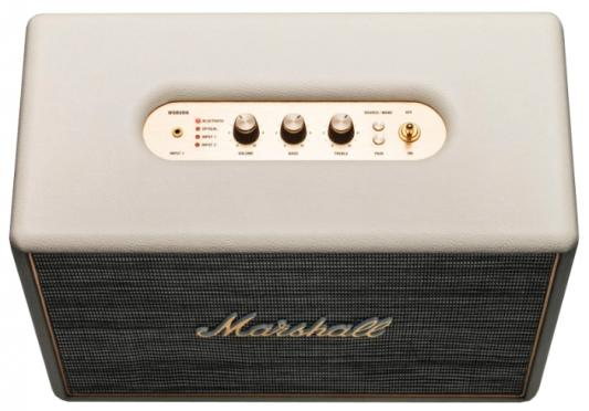 Портативная акустика Marshall Woburn бежевый 04090971 колонка портативная marshall kilburn cream