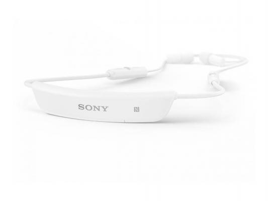 Bluetooth-гарнитура SONY SBH80 белый