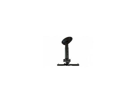 Крепеж Wize Pro PR18A потолочный универсальный наклон +/- 25° поворот +/- 6° вращение 360° до 23 кг