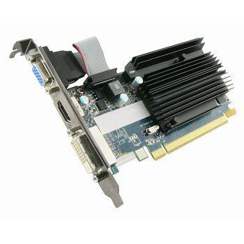 Видеокарта 1024Mb Sapphire R5 230 PCI-E GDDR3 64bit DVI HDMI HDCP 11233-01-20G Retail