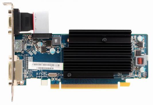 Видеокарта 2048Mb Sapphire R5 230 PCI-E GDDR3 64bit DVI HDMI HDCP 11233-02-20G Retail видеокарта 6144mb msi geforce gtx 1060 gaming x 6g pci e 192bit gddr5 dvi hdmi dp hdcp retail