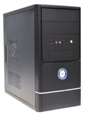 Корпус microATX Super Power Winard 5813 350 Вт чёрный