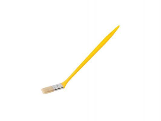 все цены на Кисть радиаторная Stayer UNIVERSAL-STANDARD натуральная щетина деревянная ручка 50мм 0112-50 онлайн