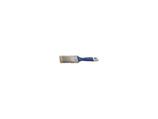 Кисть плоская Stayer AQUA-KANEKARON искусственная щетина деревянная ручка 63мм 0106-063 кисть плоская 75х20 мм искусственная щетина прорезиненная ручка anza профи