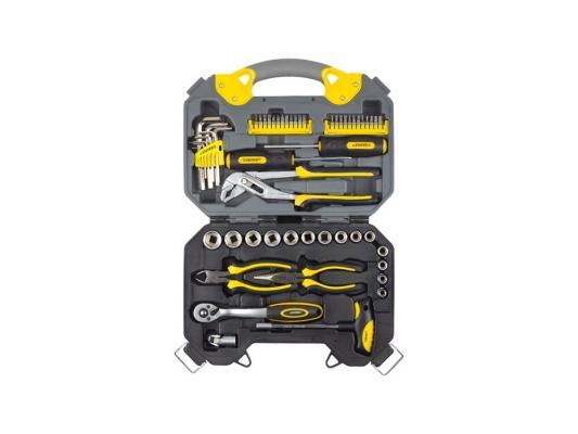 Набор инструментов Stayer PROFI 56шт 27710-H56 набор инструментов stayer profi 27710 h56