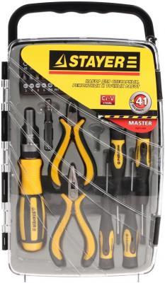 Набор отверточный Stayer MASTER 41шт 25311-H41