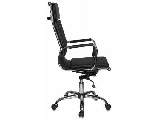 Кресло руководителя Бюрократ CH-991/BLACK черный кресло руководителя бюрократ ch 879 черный page 4 page 4