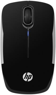 Мышь беспроводная HP Z3200 JOE44AA чёрный USB мышь беспроводная hp x3000 чёрный usb
